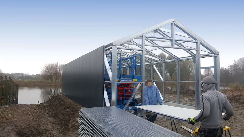 Prefab facts: 7 feiten over prefab loodsen