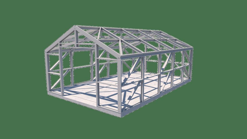 Finish Building