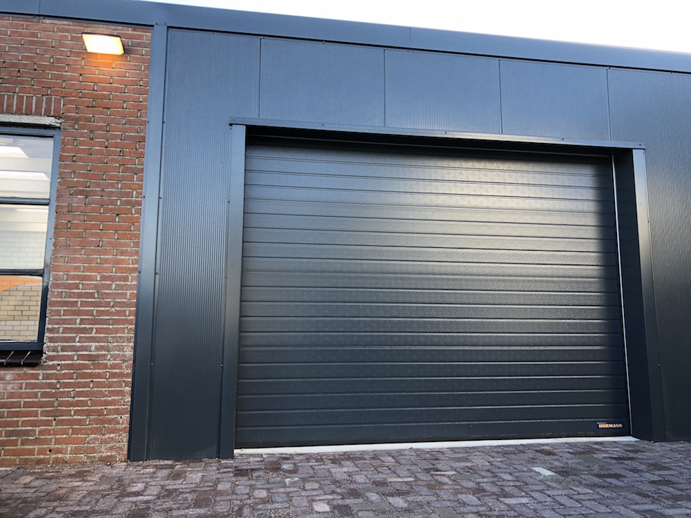 Finish Building garage