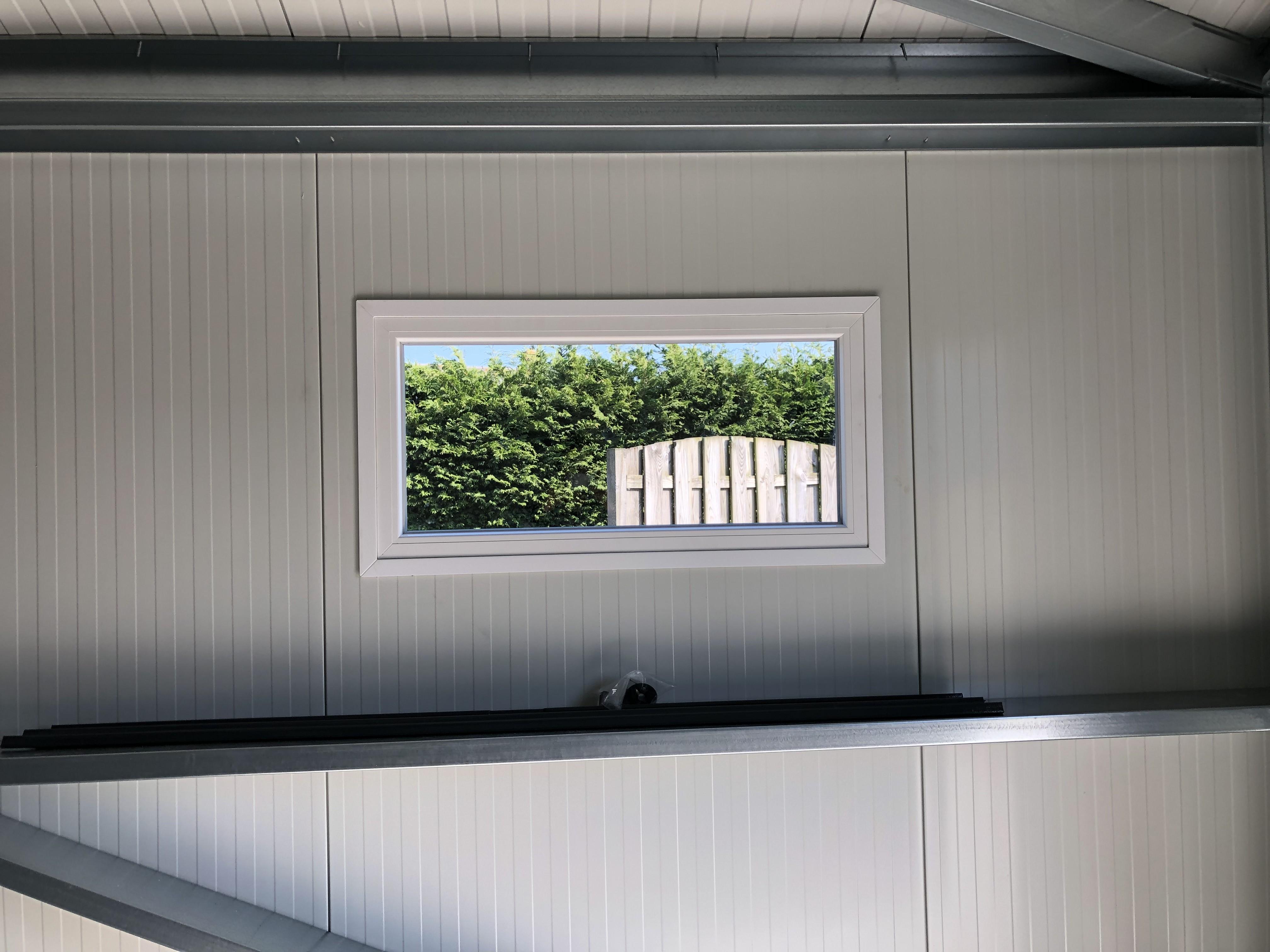 garage raam