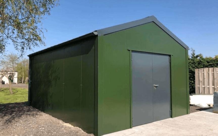 De voordelen van een prefab garage tegenover een traditionele garage